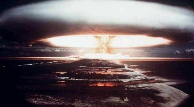 Séminaire : Pour une histoire transnationale et comparée des installations et des essais nucléaires
